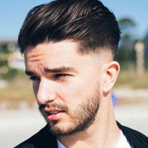 Männermodel bei OHH-LALA Haarmoden