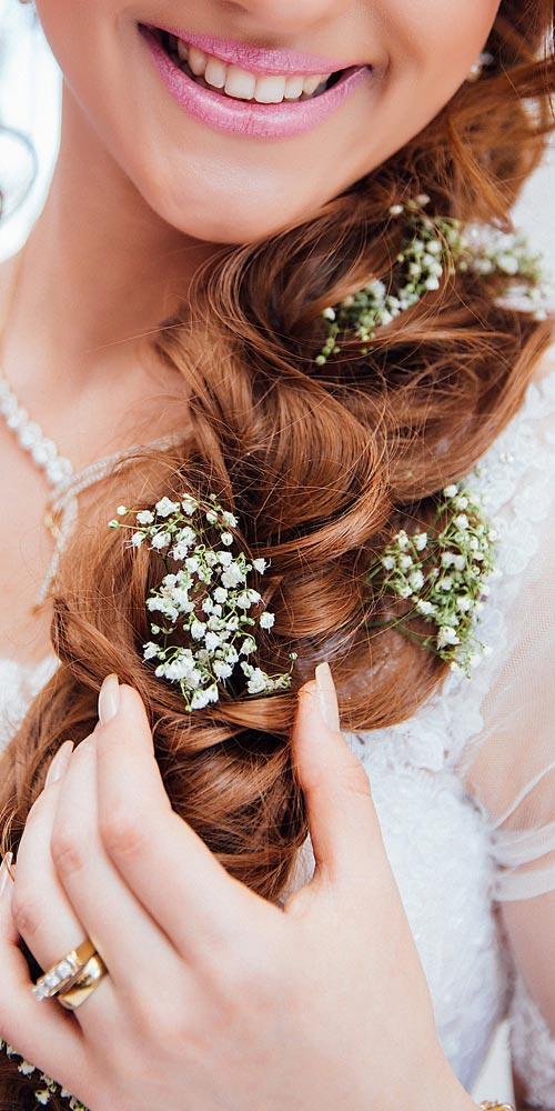 Brautfrisuren bei OHH-LALA Haarmoden