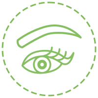 Icon Augenbrauen